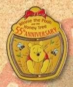 Winnie the Pooh in Honey Pot