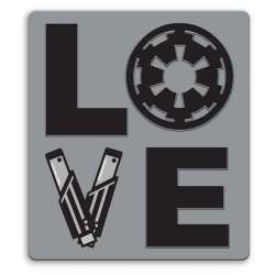 Imperial Crest LOVE