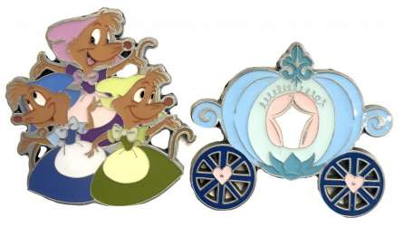 Cinderella Mice and Carriage