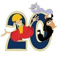 DSSH - Celebrations - The Emperor's New Groove Anniversary