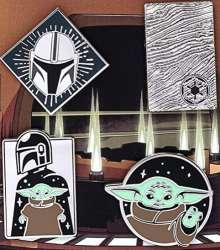 Funko Star Wars: The Mandalorian Set