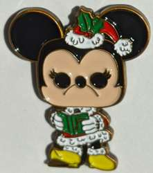 Minnie Mouse as Caroler