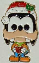 Goofy as Caroler