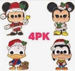 Disney Holiday Collectors Box