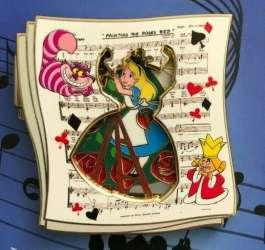 Alice in Wonderland Cast Exclusive