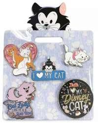 I Love My Disney Cats Set