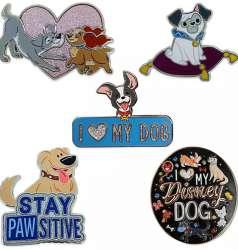 I Love My Disney Dogs Set