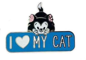 Figaro I ♥ my cat