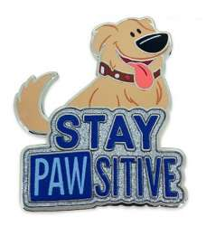 Dug Stay PAWSitive