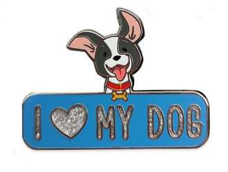 Winston I ♥ my dog