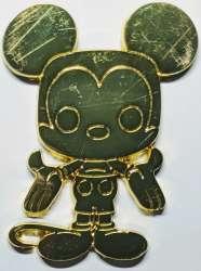Gold Mickey