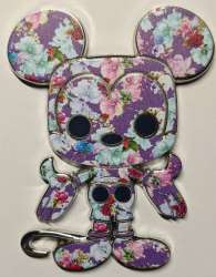 Floral Mickey Mouse