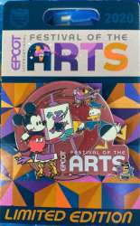 EPCOT International Festival of the Arts 2021