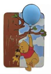 Pooh in a Tree