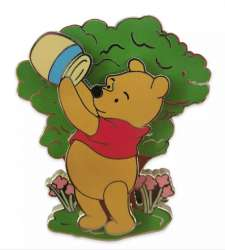 Pooh with Empty Pot