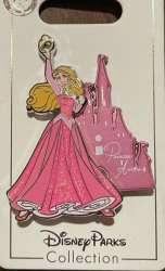Princess Aurora with Castle