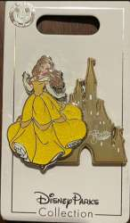 Princess Belle with Castle