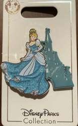 Princess Cinderella with Castle