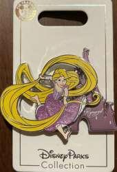 Princess Rapunzel with Castle