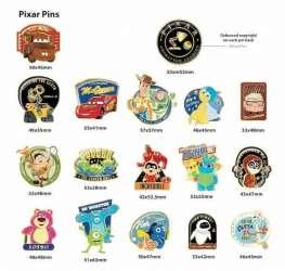 Hong Kong - Pixar Set