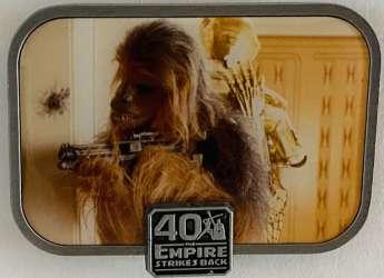 Chewbacca and C-3PO