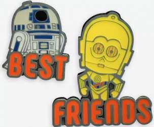 R2-D2 and C-3PO Best Friends Set