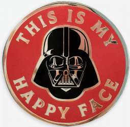 Darth Vader This Is My Happy Face
