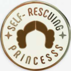 Princess Leia Self Rescuing Princess