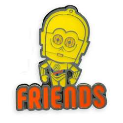 Friends C-3PO