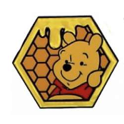 Loungefly - Winnie the Pooh Honeycomb Blind Box