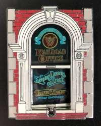 Walt Disney World Railroad Office feat. Mickey mouse