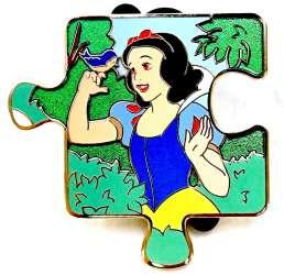 Snow White with Blue Bird