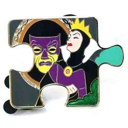 Evil Queen and Magic Mirror