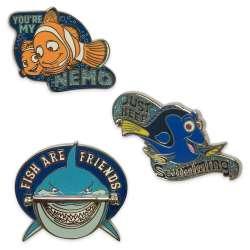 Finding Nemo Flair Set
