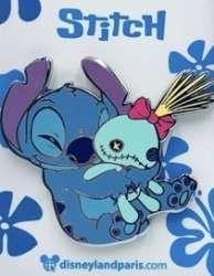 Stitch Hugging Scrump