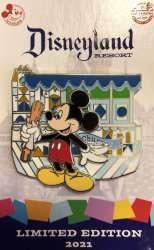 Churro Cart Mickey Mouse