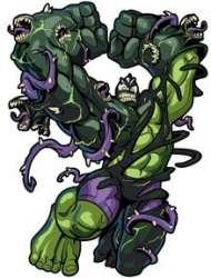 Venomized Marvel
