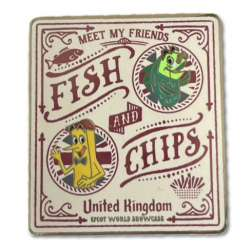UK Fish and Chips