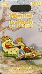 Winnie the Pooh and the Honey Tree 55th Anniversary