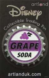 Up - Grape Soda (Antique Silver)