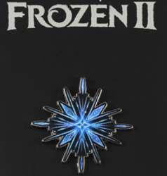 Frozen 2 Limited Edition Pin - Hot Reward - Snowflake