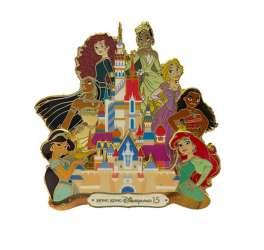Pin Trading Carnival 2021 - Princess Designer Set
