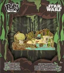 Yoda Force Funko Pop