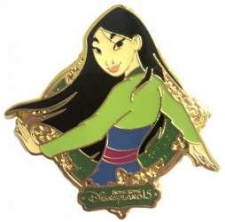 Diamond Mulan