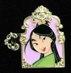 Pin Trading Carnival 2021 - Princess Mystery Collection