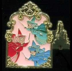 Pin Trading Carnival 2021 - Princess Collection