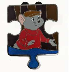 Character Connection Mystery Collection - The Rescuers Puzzle