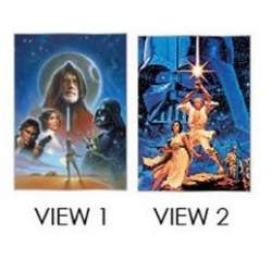 Loungefly - Star Wars Lenticular Poster