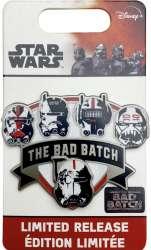 DS - Star Wars: The Bad Batch - Helmet
