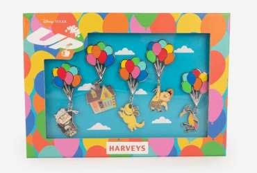 Harvey's Up Balloons